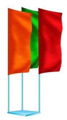 Флаговые конструкции