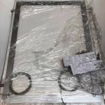 Изготовление лайт боксов лазерная резка акрилового стекла оформление к 9 мая к праздникам РостАрт Москва 2018