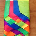 Изготовление гирлянд из флажков из ткани на заказ флажная лента гирлянда из флажков Москва РостАрт 16521