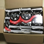 Изготовление гирлянд из флажков из бумаги флажная лента из бумаги брендированная гирлянда из флажков РостАрт Москва 2018 15983