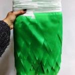 Изготовление гирлянд из флажков флажной ленты на заказ зеленая РостАрт Москва 2017 8679