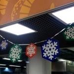 Изготовление флажной ленты из бумаги с печатью на заказ Москва 2017
