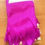 Изготовление гирлянд из флажков на заказ одноцветные флажная лента на заказ РостАрт Москва 2018 15991