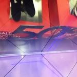 Фрезерная резка композита оформление магазина ТЦ скидки акции распродажа Москва 2017