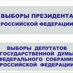 Изготовление табличек для оформления избирательных участков на выборы Президента РФ и в Гос Думу 2016г РостАрт 4491