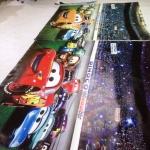 Широкоформатная печать на баннере дизайнерские работы изготовление пресс-воллов РостАрт Москва 2017 7011