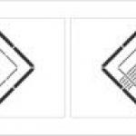 Изготовление трафарета из пластика на заказ для маркировки дизайн подготовка макета к резке РостАрт Москва 5981
