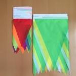 Флажная лента изготовление флажков нестандартного размера РостАрт 2201