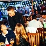 Изготовление гирлянды из флажков на заказ для мероприятия праздник пикник РостАрт Москва 2017 5537