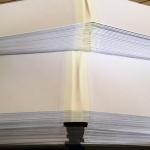 Изготовление обложек с цветными торцами для медицинских карточек для Поликлиники РостАрт Москва 2018 405