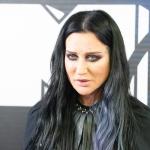 Пресс-волл фотозона 20-летие канала MTV Линда Олимпийский Москва 2018