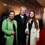 Пресс-волл для кинопремьеры Время Первых Москва 2017