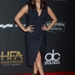 Пресс-волл 21-я церемония вручения премии Hollywood Film Awards Ева Лонгория Беверли-Хиллс 2017