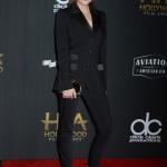 Пресс-волл 21-я церемония вручения премии Hollywood Film Awards Эшли Олсен Беверли-Хиллс 2017