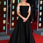 Пресс-волл с красной дорожкой 71-я премия Британской академии кино и телевизионных искусств BAFTA Дженнифер Лоуренс Лондон 2018
