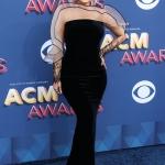 Пресс-волл премия Academy of Country Music Awards 2018 Биби Рекса Лас-Вегас США 2018