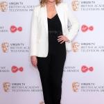 Пресс-волл премия BAFTA в области телевидения Ким Кэтролл Лондон 14 мая 2017