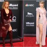 Пресс-волл с подсветкой премия Billboard Music Awards 2018 Джениффер Лопес Тейлор Свифт Лас-Вегас США 2018