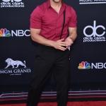 Пресс-волл с подсветкой премия Billboard Music Awards 2018 Ник Джонас Лас-Вегас США 2018