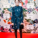 Пресс-волл с красной дорожкой капсульная коллекция Erdem x H&M Ирена Понарошку Москва 2017