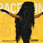 Пресс-волл кинопремьера Grace Jones Bloodlight and Bami Грейс Кейли Торонто 2017