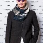 Пресс-волл для бутика LONGCHAMP Москва 2017 37