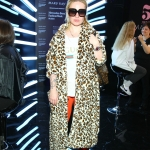 Пресс-волл фотозона  Mercedes-Benz Fashion Week Russia Валерия Гай Германика Москва 2018