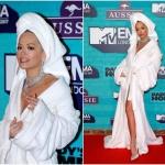 Пресс-волл церемония вручения премии MTV EMAs 2017 Рита Ора Лондон 2017
