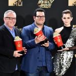 Пресс-волл премия MTV Movie TV Awards Эмма Уотсон 2017