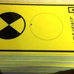 Изготовление тактильных табличек для МГН световые маяки для инвалидов уф-печать с белилами РостАрт Москва 2018 4088
