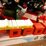 Лазерная резка пластика новогоднее оформление торговых площадок Москва 2017