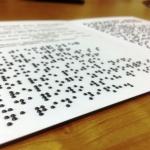 Печать открыток на заказ УФ-печать с белилами тактильные поздравительные открытки с Днем Рождения РостАрт Москва 2018