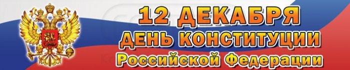 Полотно виниловое к 12 декабря. Арт.: 12Д-ПГ-90