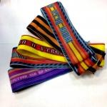 Изготовление лент печать на ткани дизайнерские услуги РостАрт Москва 2017 2012