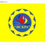 Изготовление корпоративных флагов на заказ полноцветная печать дизайнерские услуги РостАрт Москва 2017