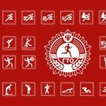 Разработка дизайна печать на баннере РостАрт Москва 2018 10219