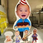 Изготовление ростовых фигур на заказ на день рождение на мероприятие РостАрт Москва 2020 1021