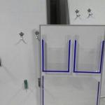 Изготовление стендов из пластика на заказ с объемными карманами Стенды СИЗ РостАрт Москва 2017 3010