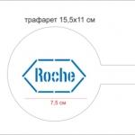 Изготовление трафарета на заказ трафарет для кофе лазерная резка пластика ПЭТ РостАрт Москва 2018 7995