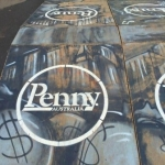 Трафарет на заказ для Penny LongBord Australia пример 1190