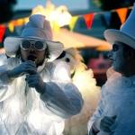 Изготовление флажной ленты на заказ декорирование мероприятия с Саду Эрмитаж РостАрт Москва 2017 5608