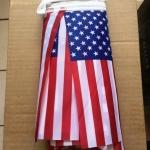 Изготовление гирлянд из флажков флажной ленты из ткани печать на ткани гирлянда из флагов США РостАрт 2019