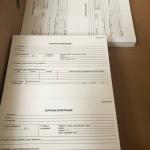 Печать на ризографе печать бланков листовок на ризографе РостАрт Москва 2018 2