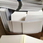 Изготовление обложек с цветными торцами для медицинских карточек для Поликлиники РостАрт Москва 2018 406
