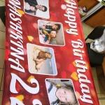 Изготовление флагов на заказ печать флагов на заказ дизайн фотоколлаж РостАрт Москва 2018 609