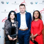 Пресс-волл фигурный изготовление Жизнь как Чудо Москва 2017