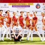 Пресс-волл Чемпионат Мира по Футболу для профессионалов EVENT-индустрии Москва 2017