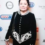Пресс-волл презентация журнала Роялс Royals magazine РостАрт Москва 2017 0809