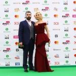 Пресс-волл Премия Муз-ТВ 15-летиеПолина Гагарина Москва 2017