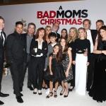 Пресс-волл премьера фильма Очень Плохие Мамочки 2 команда фильма Лос-Анджелес 2017